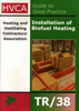 Lead technical author 'Biomass guide – Best practice guide TR/38' published by HVCA (ISBN 0-903783-60-6)