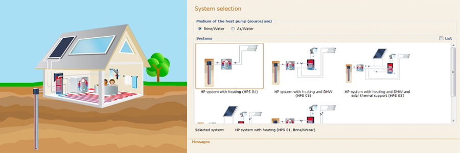Heat Pump Software