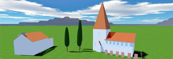 Visualise the landscape easily